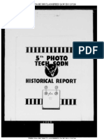 19450401 - Official History - 5th Photographic Technical Squadron - 1 April 1945