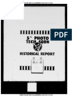 19450701 - Official History - 5th Photographic Technical Squadron - 1 July 1945