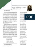 Articulo Sobre Estanislao Del Campo