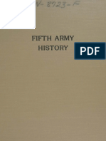 Fifth Army History - Part VI - Pursuit to the Arno