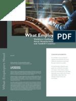 Worksource Oregon Metals Report