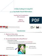 Multimedia Signal Processing Group Swiss Federal Institute of Technology Efficient Video Coding in H.264:AVC