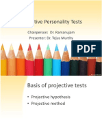 Projective Personality Tests
