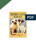 Blyton Enid Bimbo and Tupsy 1943