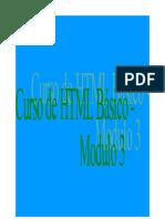 Curso de HTML Basico Mod.3