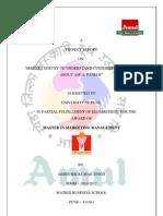 Amul Project Final