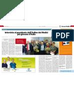 Intervista a Roberto Carlo Rossi- Presidente Ordine Medici Milano