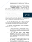 Notification AP High Court Various Posts