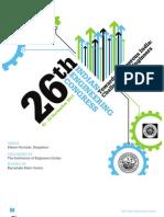 26th IEC 2011 Brochure