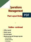 Layout Strategy Mar 2011