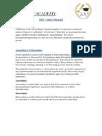 Nlp Study Material