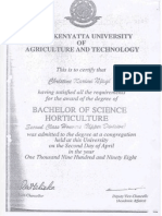KBC Human Resources Manager Papers