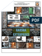 Harsha Enterprise(Foundry industry )