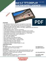 TFT Ediptft43 Ae