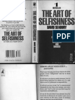 David Seabury - The Art of Selfishness