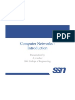 1.Introduction to Data Communication and Networks