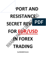 Support and Resistance Secret Reveal in Forex Trading