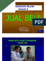 Microsoft PowerPoint - Sesi Pembelajaran BERJUAL BELI PAI TAHUN 5