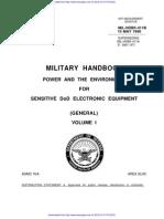 Military handbook Mil Hdbk 411b