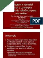Leucograma Neonatal