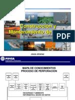Construccion y Mantenimientos de Pozos (1)