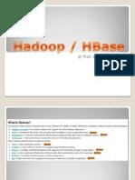 Hadoop-HBase