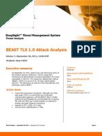 DS ThreatAnalysis-BEAST TLS Attack Analysis-2011!09!28