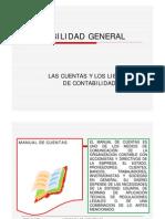 Cuentas y Libros de Contabilidad