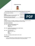Rathan CV