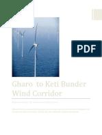 Gharo to Keti Bander Wind Corridor