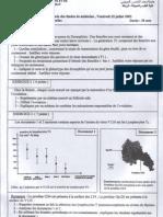 Concours Medecine 2003-2006