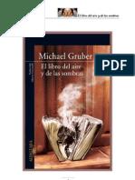 El Libro Del Aire y de Las Sombras - Michael Gruber