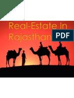 Real-Estate in Rajasthan