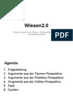 ProjektWissen2.0Praesentation