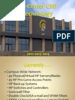 Updated Tri-Center 2012 CSD Technology