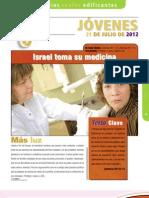 Israel Toma su Medicina (Leccion Juveniles 3 ) Escuela sabatica