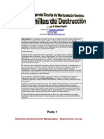 """""""Semillas de Destrucción"""