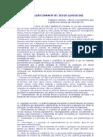 Resolução CONAMA 307 - PGRCC