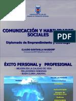 Comunicacion y Habilidades Sociales