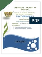 3er Laboratorio PQ312 FQII