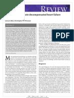 Falla Cardiaca Review