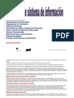Funsiones Del Sisitema de Informasion