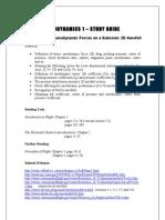 Study Guide-Aero1 (Lsn1)