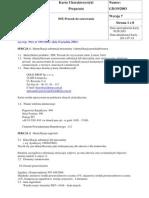Proszek Do Szorowania DIX Deklaracja Zgodnosci EKSPORTER