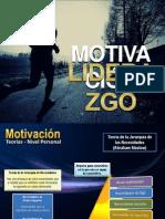 Sesión 3 - Motivación y Liderazgo 2012 (1)