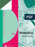 Matemática- Aportes