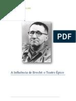 A Influência de Brecht