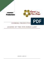 L5R Larp (Chimera) 1.2