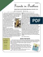 GSP Newsletter Spring 2012