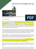 57142511 Pedagios Modelo Paulista vs Federal